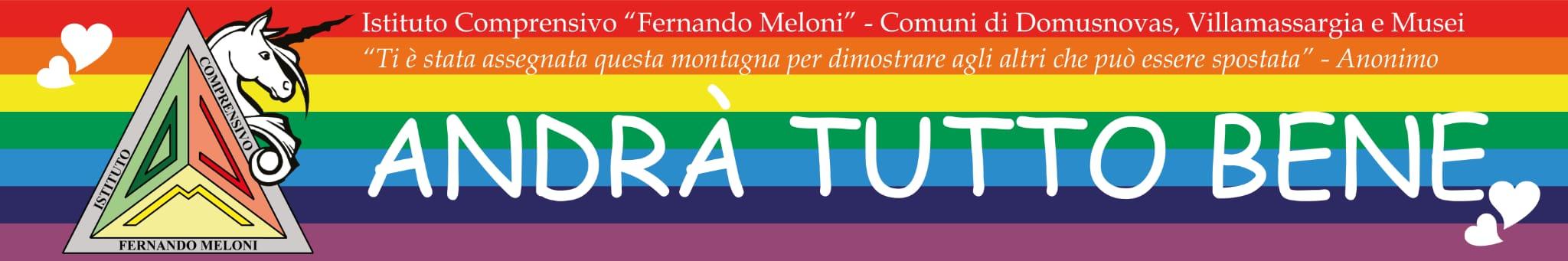 """L'Arcobaleno dell'Istituto Comprensivo """"F. Meloni"""""""